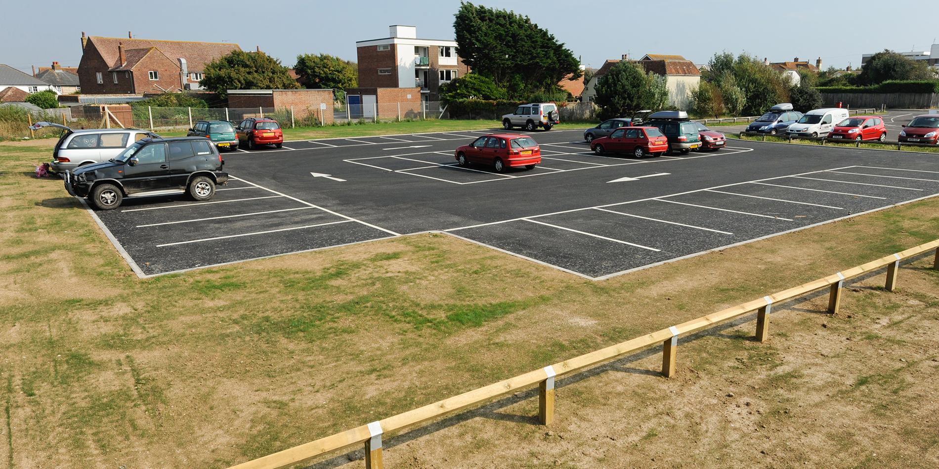 New Car parks