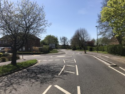 Broadbridge Heath – Traffic Calming Scheme