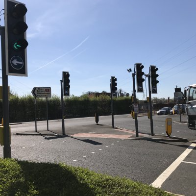 Crawley, Three Bridges Corridor – Traffic Signal Junction Refurbishment